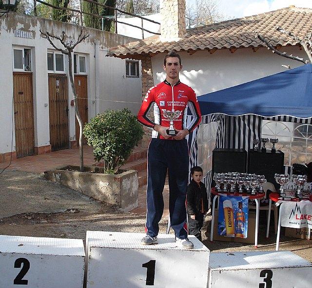 1º puesto de Juan Daniel del Club Ciclista Santa Eulalia en categoría promesa en el I Yeti-Trail btt Sierra Espuña - 2, Foto 2