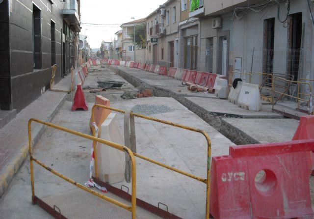 Comienzan las obras de renovación de las calles torreñas Antonio Machado y José Navarro - 2, Foto 2