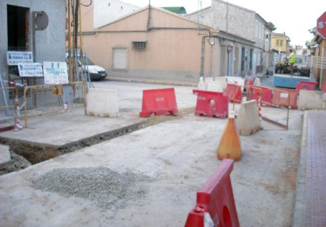 Comienzan las obras de renovación de las calles torreñas Antonio Machado y José Navarro - 3, Foto 3