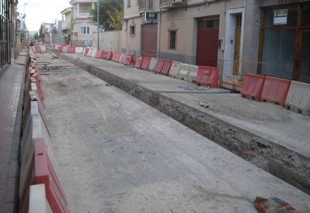Comienzan las obras de renovación de las calles torreñas Antonio Machado y José Navarro - 4, Foto 4
