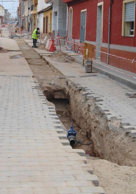 Comienzan las obras de renovación de las calles torreñas Antonio Machado y José Navarro - 5, Foto 5