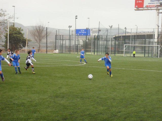 Resultados de la sexta jornada de la XVIII Liga Local de Futbol Base - 1, Foto 1