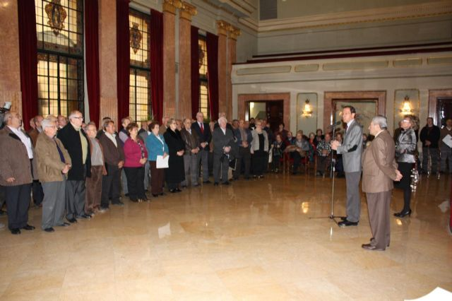 El Ayuntamiento garantiza a los 32.000 socios de los 76 centros de mayores el mantenimiento de sus subvenciones y ayudas - 2, Foto 2