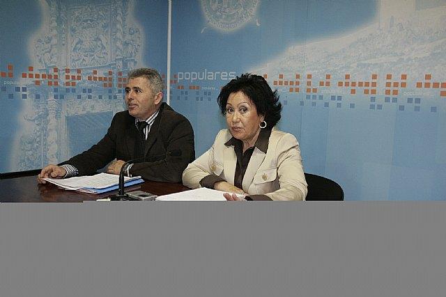 El presupuesto regional para Lorca se incrementa un 15% para 2011, y asciende a 41,8 millones de euros - 1, Foto 1