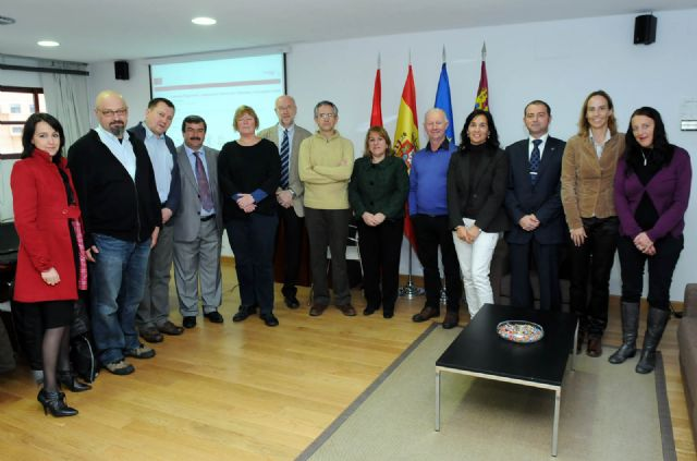 Profesores de universidades europeas preparan en la Universidad de Murcia un programa de aprendizaje - 1, Foto 1