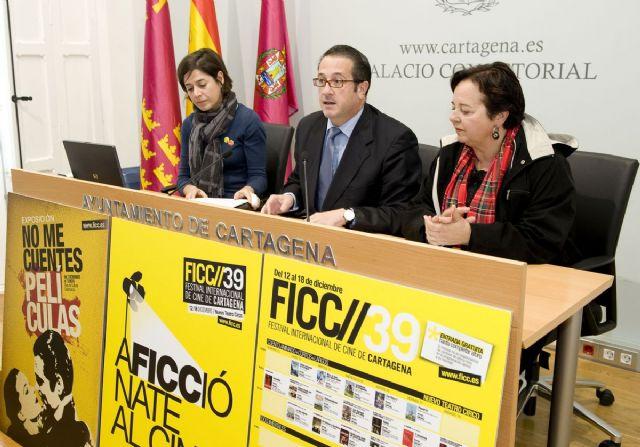 El Festival de Cine de Cartagena vuelve con fuerza al Nuevo Teatro Circo - 1, Foto 1