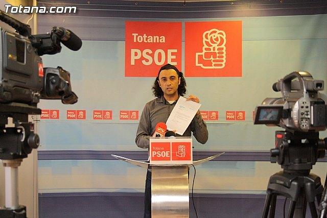 Martínez Usero: Exigimos a Valverde que explique la factura de la empresa que exige un pago de 139.950€ por las obras de El Cabecico - 1, Foto 1