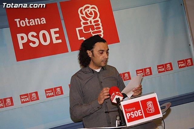 Martínez Usero: Exigimos a Valverde que explique la factura de la empresa que exige un pago de 139.950€ por las obras de El Cabecico - 2, Foto 2