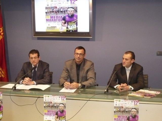 Presentación de la VI Media Maratón de Torre Pacheco - 1, Foto 1