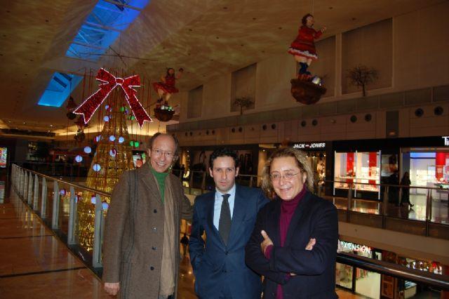 Victorio & Lucchino decoran la Navidad del centro comercial Nueva Condomina - 2, Foto 2