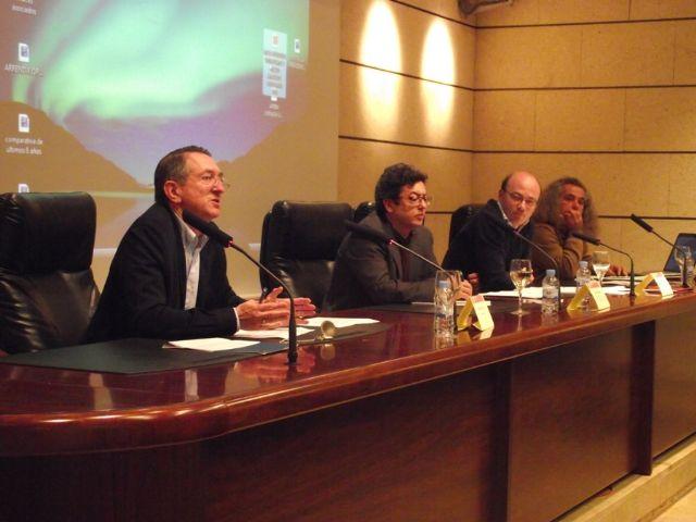 La Asociación de Promotores Inmobiliarios de la Región de Murcia ha inaugurado esta tarde EN LA DIANA - 1, Foto 1