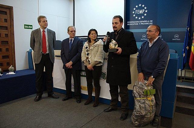 El Ayuntamiento de Bullas recibe un premio del primer concurso de grupos de voluntariado para la conservación de la biodiversidad de la FEMP - 1, Foto 1