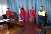 La Policía Local de Lorquí cuenta con dos nuevos cabos en prácticas
