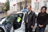 Un nuevo vehículo para la Policía Local de Lorquí