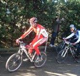 1º puesto de Juan Daniel del Club Ciclista Santa Eulalia en categoría promesa en el I Yeti-Trail btt Sierra Espuña