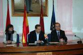 Presentada la campaña 'Crece en seguridad Región de Murcia' en Alcantarilla