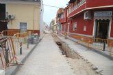 Comienzan las obras de renovación de las calles torreñas Antonio Machado y José Navarro