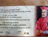 Actos conmemorativos del 400 aniversario del Arzobispo Juan Lozano