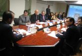 Puerto Lumbreras en la constitución de la 'Red de Viveros de Empresas de la Región de Murcia'