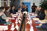 El ayuntamiento se adhiere a la iniciativa del INFO de impulsar la denominada 'Red de Viveros de Empresas' de la Región de Murcia