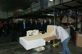 Un novedoso sistema robotizado para la fabricación de sofás permite reducir hasta 40% el tiempo de producción