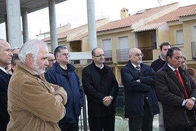 La Junta Directiva del Colegio Oficial de Médicos de la Región de Murcia visita Moratalla - 1, Foto 1