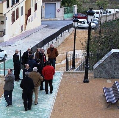 La Junta Directiva del Colegio Oficial de Médicos de la Región de Murcia visita Moratalla - 3, Foto 3