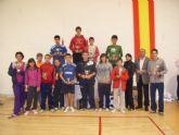 Un total de 78 escolares participaron en el torneo de tenis de mesa de Deporte Escolar