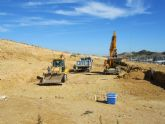 Comienzan las obras de la nueva guardería próxima al polígono industrial de La Unión