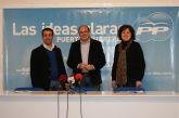 El PP de Puerto Lumbreras crea 12 grupos de trabajo compuestos por casi 100 lumbrerenses con nuevas ideas para el futuro programa electoral