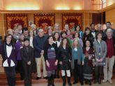 Molina de Segura acoge un encuentro europeo sobre educación de padres en el que participan cinco países