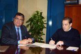 El ayuntamiento y la Asociación de Empresarios del Polígono Industrial Oeste firman un convenio de colaboración