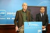 El PP exige el mantenimiento de la pescadería Miguel de San Javier