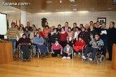 3 de diciembre. D�a Internacional de las Personas con Discapacidad