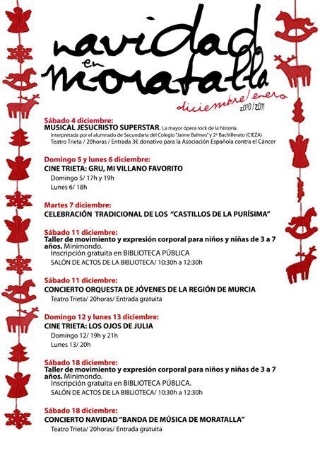 Programación cultural Navidad en Moratalla 2010/2011 - 4, Foto 4