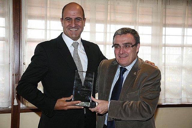 El director de operaciones de ELPOZO ALIMENTACIÓN elegido por segundo año consecutivo el mejor analista de precios ganaderos de España, Foto 1