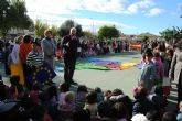 El colegio 'Joaquín Carrión' adelantó la celebración de la Constitución