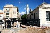 La Comunidad financia la creación de un espacio público de 4.000 metros cuadrados en el centro de Torre Pacheco