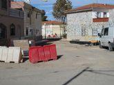 Prosiguen las reformas en la barriada Santa Bárbara de La Unión
