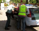 La Guardia Civil detiene a una persona dedicada a cometer robos con fuerza en viviendas habitadas
