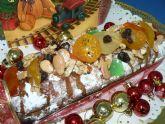 �Tronco de Navidad� de Isabel Pag�n, mejor postre navideño