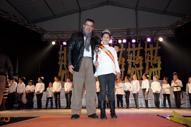 Miriam Tibari y Juan Muñoz, Reyes Infantiles 2010, Foto 1