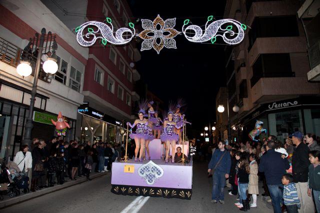 Espectacular Desfile de Carrozas, Foto 1