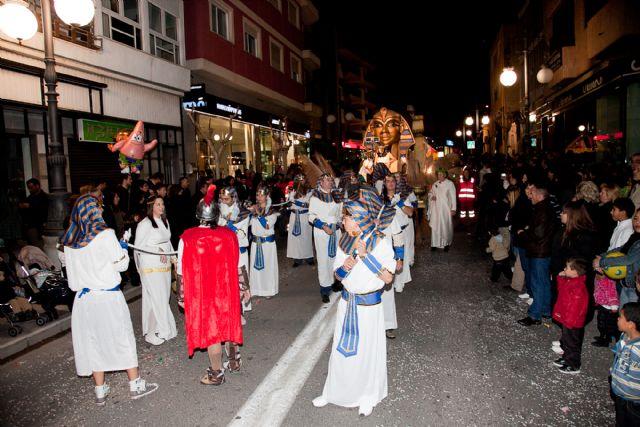 Espectacular Desfile de Carrozas, Foto 2