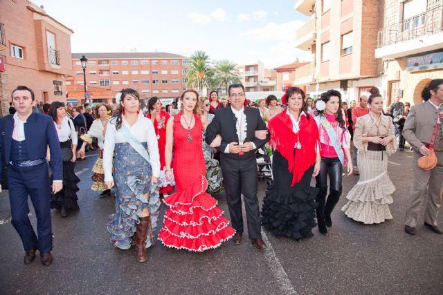El Día Rociero concentra a centenares de personas, Foto 1