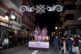 Espectacular Desfile de Carrozas