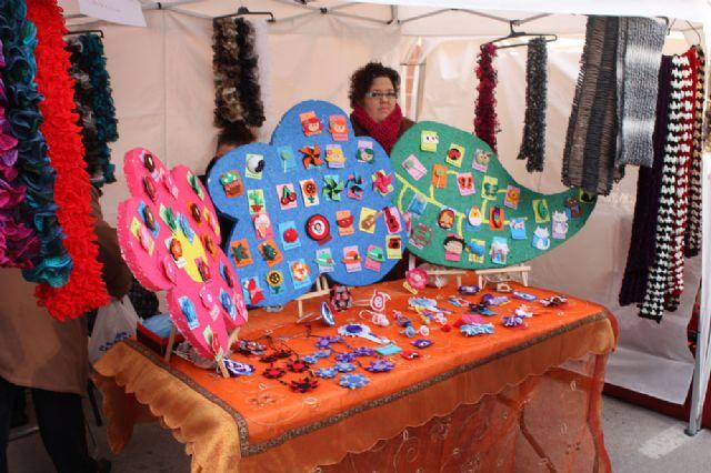 Mercadillo artesanal en Roldán 2010 - 4, Foto 4