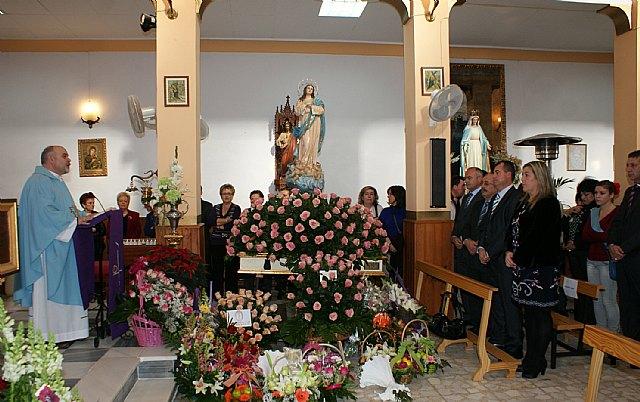 La pedanía lumbrerense La Estación- Esparragal celebra el día grande de sus fiestas en honor a la Purísima Concepción - 2, Foto 2