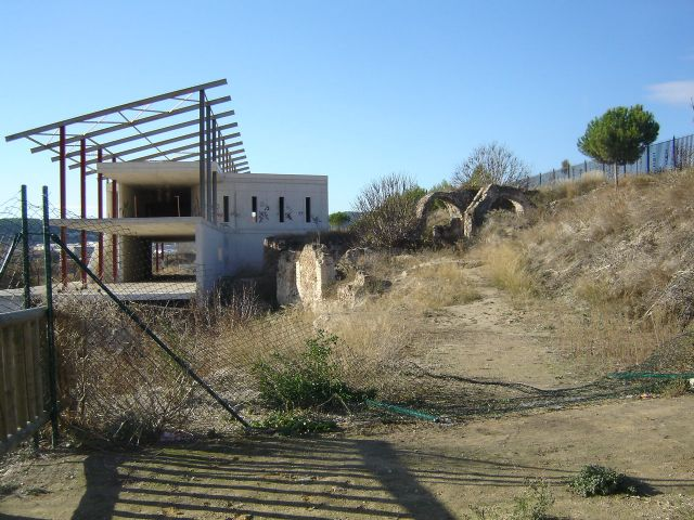 El Grupo Municipal Socialista denuncia la situación de desidia en la que se encuentra todo el entorno de los molinos de papel - 2, Foto 2