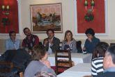 El alcalde se reúne con los empresarios de Lo Pagán para exponer los proyectos municipales en la zona